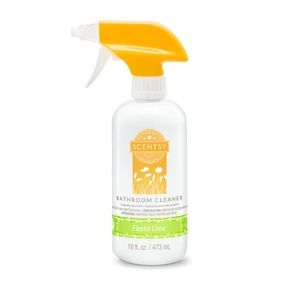 Scentsy counter clean in fiesta lime